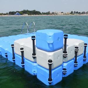 платформа для яхтенной стоянки