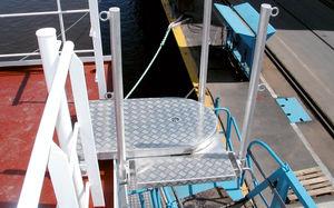платформа для судна