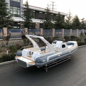 дизельная надувная лодка