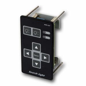 панель управления для яхты / для поискового прожектора / с сигнализацией