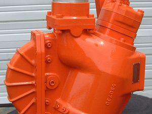 система сбора разливов нефти (перекачивающий насос) для судна