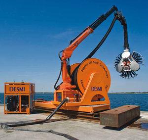 спуско-подъёмное устройство для ROV
