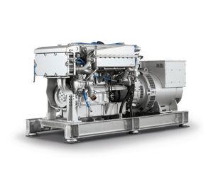 электрогенератор для яхты