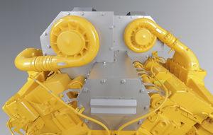 жесткая теплоизоляция для двигателя