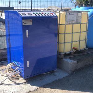 система обработки сточных вод