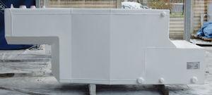 резервуар для топлива / для воды / для катера / из алюминия