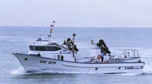 профессиональное рыболовное судно судно для ловли тунца и сельди