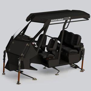 пульт управления для надувного катера