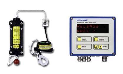 дистанционный система швартовки / автоматический / для спасательного плота / для судна