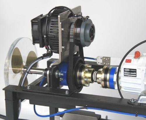 система силовой установки для яхты / для катера / гибридная дизель-электрическая