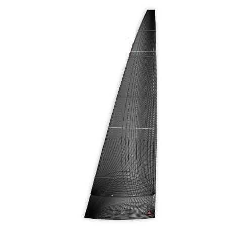 грот / для гоночной яхты / мембранный / из углерода