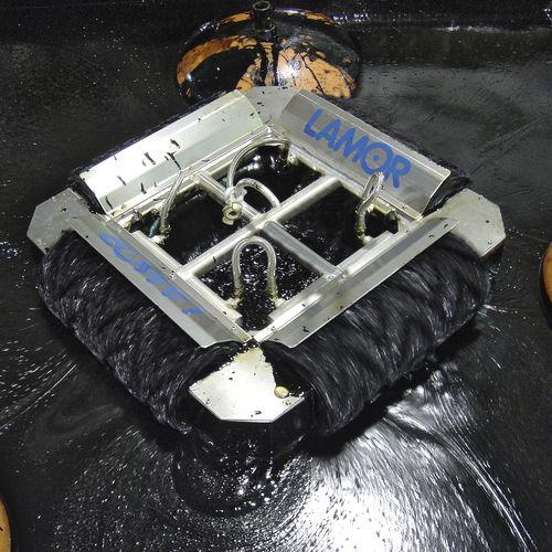 нефтеуловитель пороговый скиммер