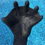 перчатки для водных видов спорта / для дайвинга / интегральная