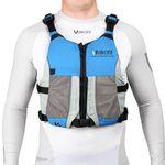 жилет для поддержания на воде для водных видов спорта / для мужчин / из губки