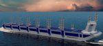 грузовое судно балкер