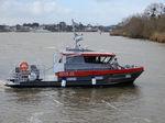 профессиональный катер спасательное судно / пожарный катер / Z-образный привод / медицинский