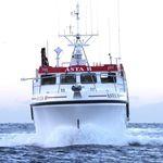 профессиональное рыболовное судно