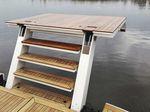 платформа для яхты / для купания