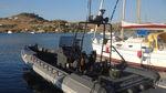 надувная лодка с внутренним мотором