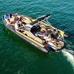 надувная лодка под гидроцикл