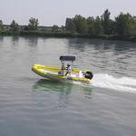 катер береговой охраны / коммерческое судно / спасательное судно / военный катер