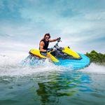 сидячий водный мотоцикл