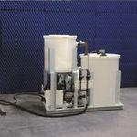 система обработки сточных вод / для судна / химическая