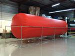 резервуар для газов / для временного хранения / гибкий