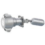 уровнемер с магнитным поплавком / для судна / для резервуара / для насоса