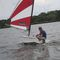 одиночный швертботH10Hartley Boats