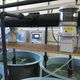 система кормления для аквакультуры / с конвейером / с бункером