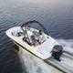 палубная лодка c подвесным мотором / для вейкборда / для водных лыж / макс. 10 человек