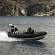 коммерческое судно / c подвесным мотором / из алюминия / надувная лодка с полужестким корпусом