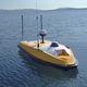 морской беспилотник для гидрографических исследований / автономный блок / с дистанционным управлением / мини-тримаран