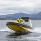 спасательное судно / c подвесным мотором