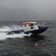 катер береговой охраны / с внутренним мотором / из алюминия