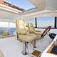 сидение для пилота / для катера / для яхты / с подлокотниками