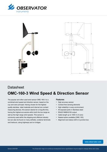 Brochure OMC-160-3