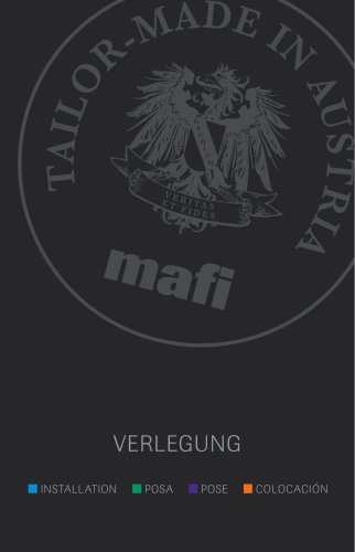 mafi installation instructions