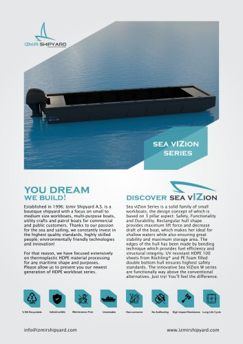 Sea vIZion W Series
