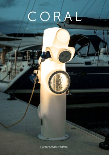 Coral Power Pedestal