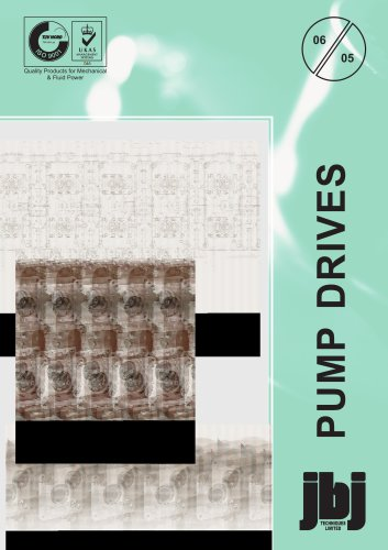 Pump drives