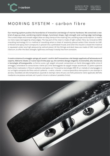 MOORING SYSTEM-carbon