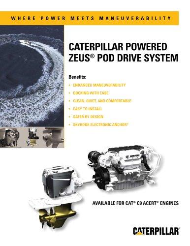 Flyer Zeus Pod Drive System