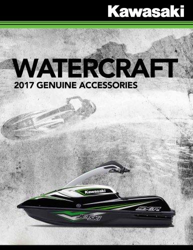 2017 ACCESSORIES – WATERCRAFT