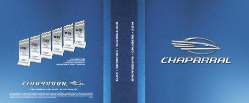 2014 Chaparral Sport Cruiser