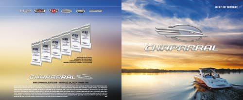 2014 Mini Brochure