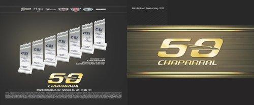 2015 Chaparral Sport Cruiser Brochure