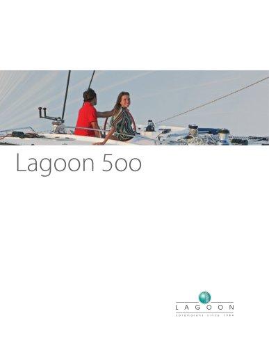 LAGOON 500 - 2011
