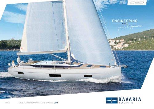 BAVARIA C50